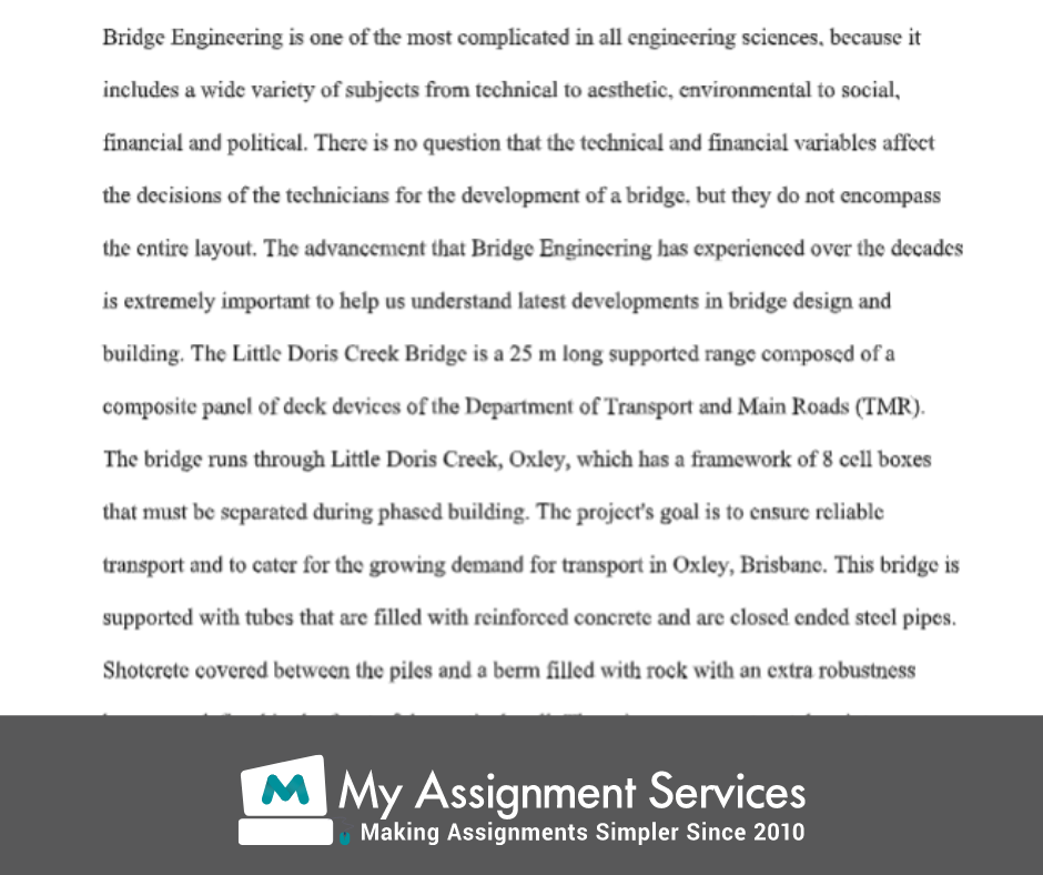 Civil Engineering Coursework Help in UK