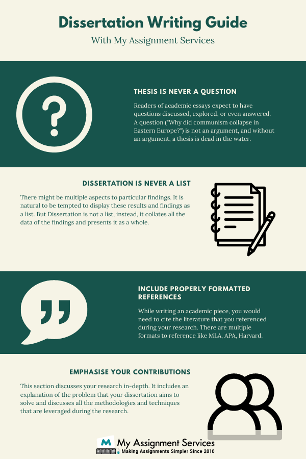 Business Management Dissertation Writing Guide
