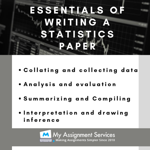 Statistics Thesis Help by Experts