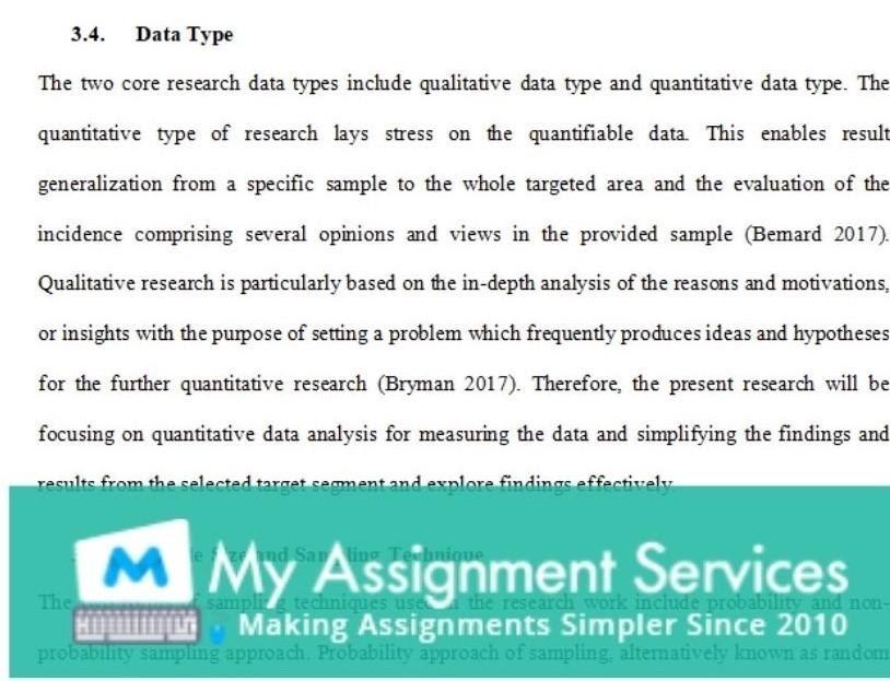 dissertation topic solution sample 3