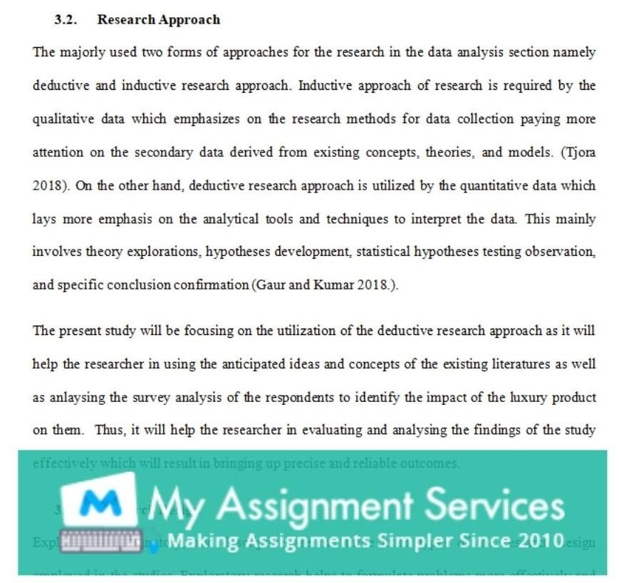 dissertation topic solution sample 2