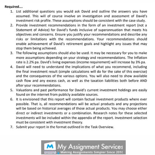 Inheritance tax coursework samples 2