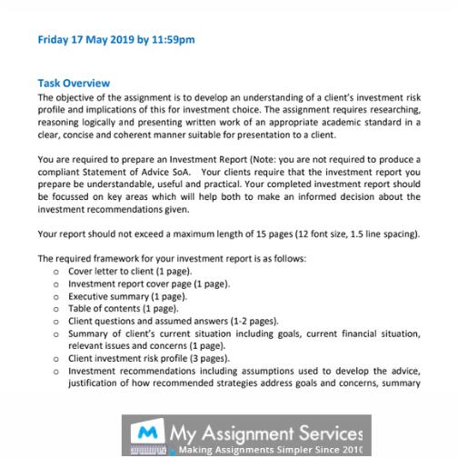 Inheritance tax coursework samples 1