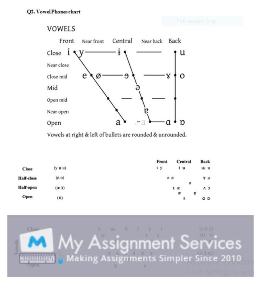 linguistics essay assignment sample 5