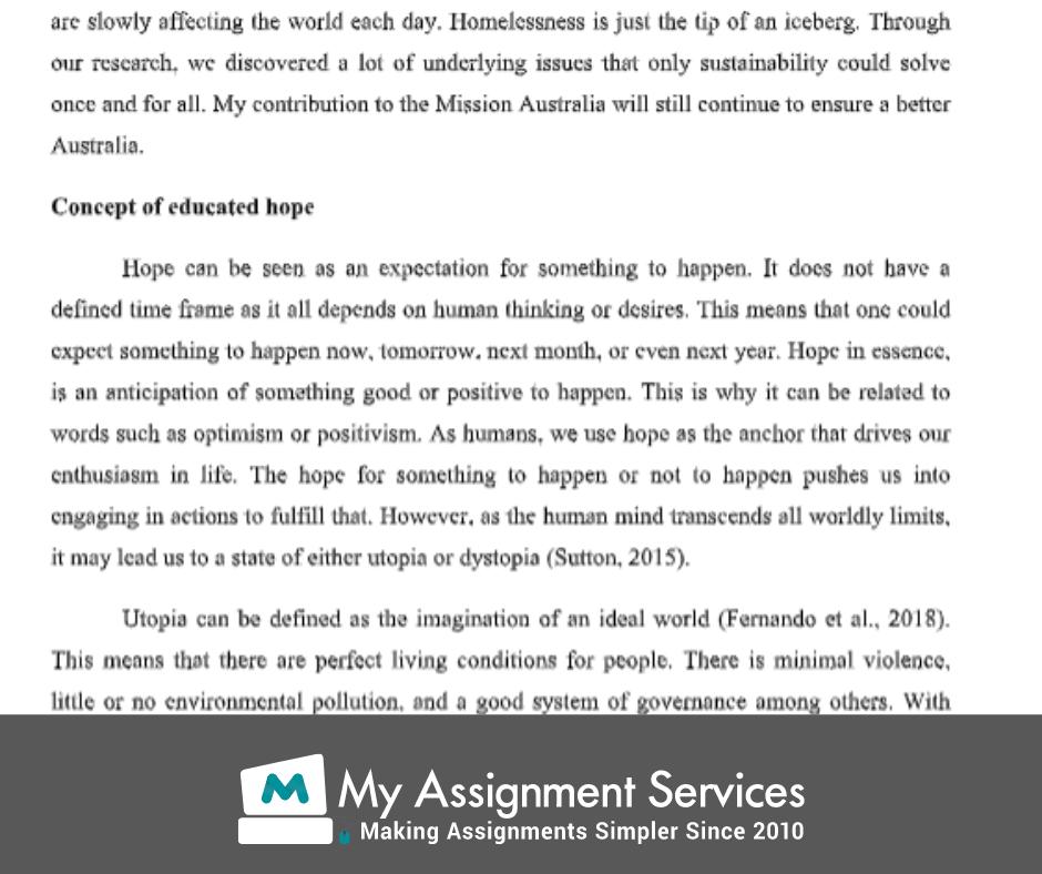Social Work Essay Writing Solution