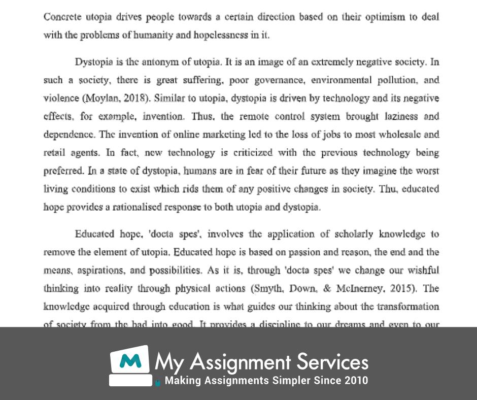 Social Work Essay Writing Sample