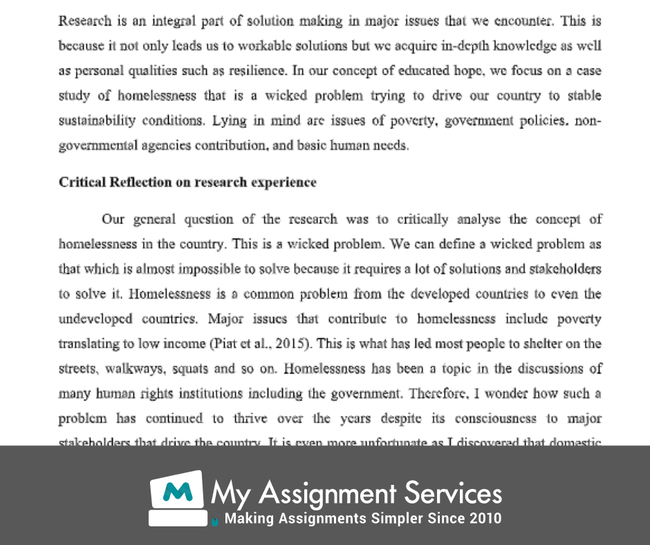 Online Social Work Essay Writing Service