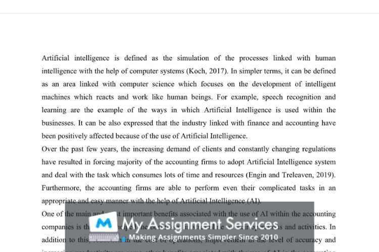 finance thesis writing sample 2