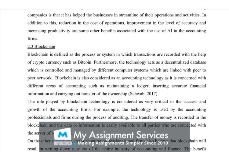 finance thesis writing sample 3