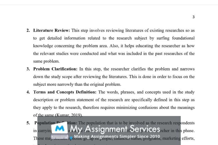 graduate thesis writing sample 2