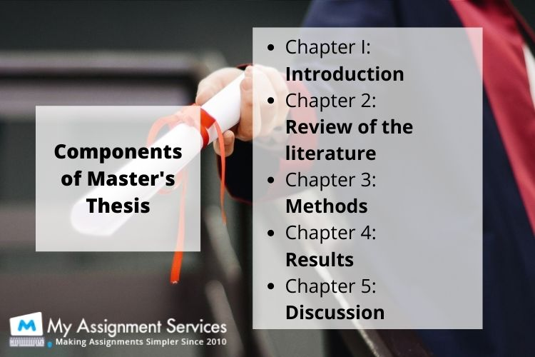 graduate thesis writing service by experts
