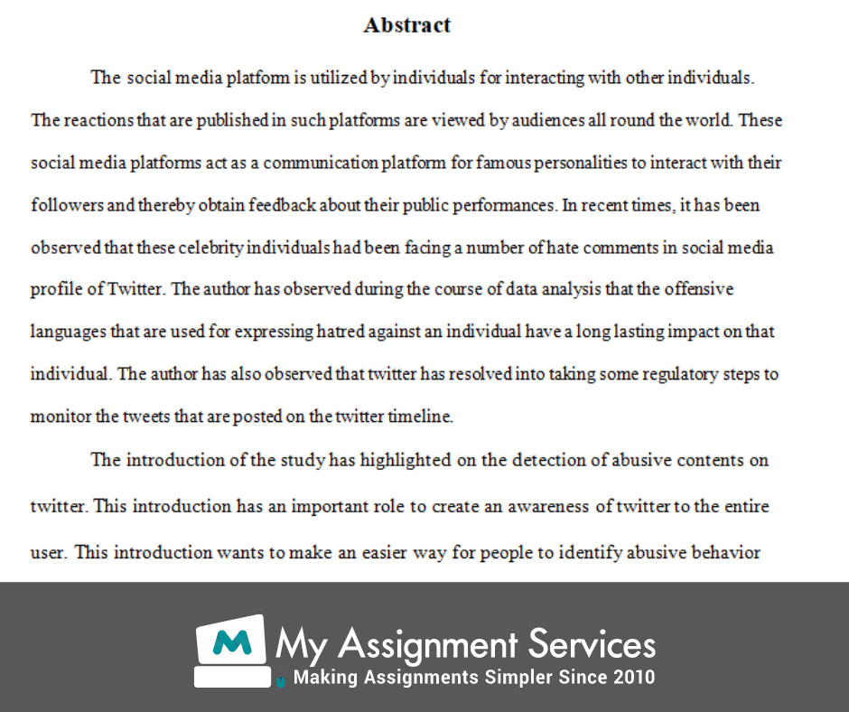 Thesis Writer Online