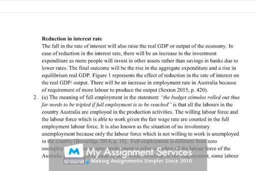macroeconomics thesis help