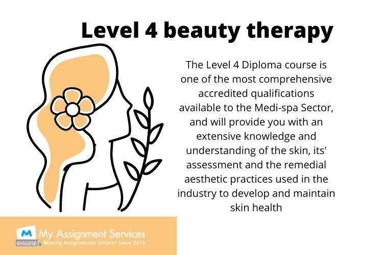 Beauty Therapy Dissertation Help