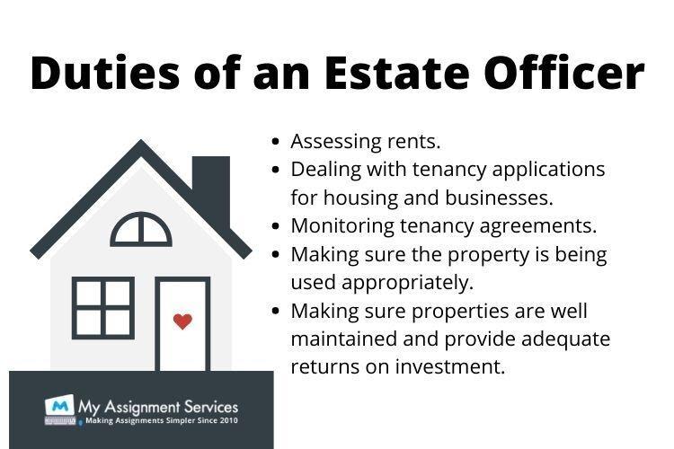 Estate Management Dissertation help