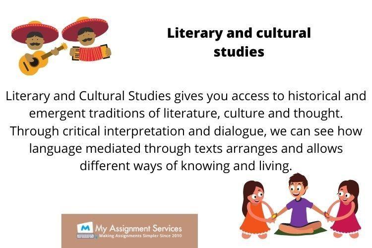 Cultural studies dissertation help