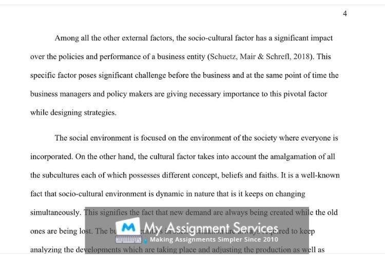 Environmental studies dissertation writing service