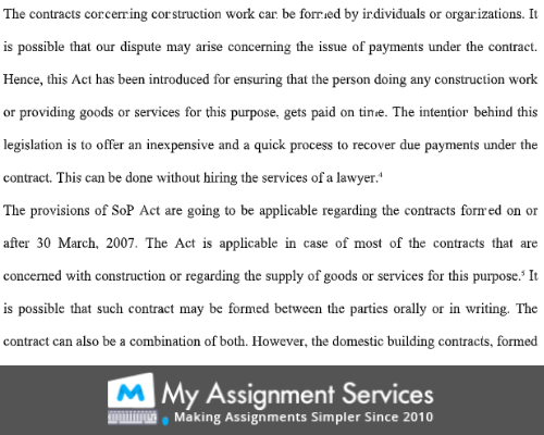 construction essay help in the UK