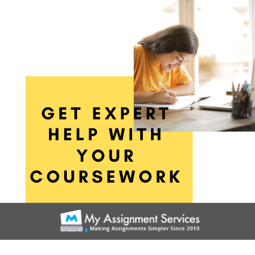 Expert help coursework