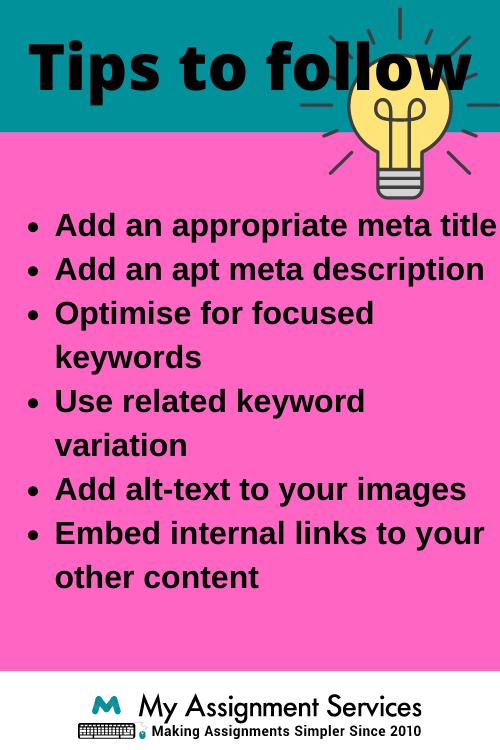 social media essay tips