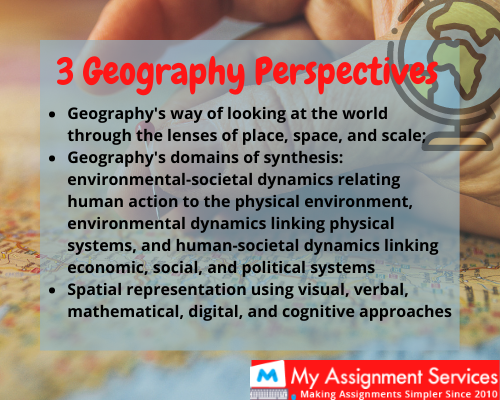 Different Geography perspective