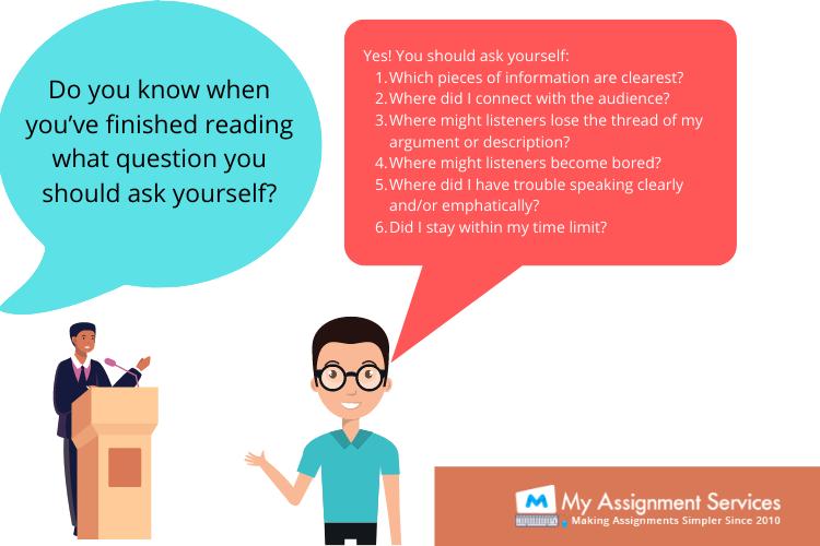 speech writing tips