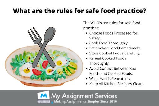 safe food practices