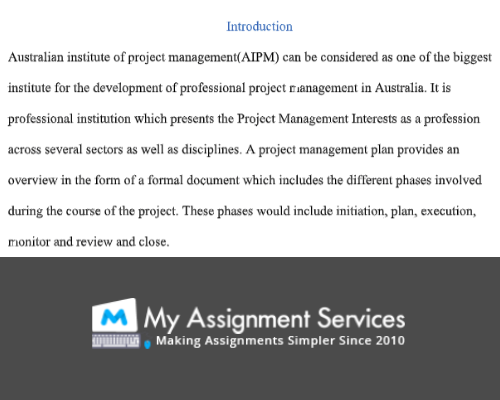 work breakdown structure assignment sample