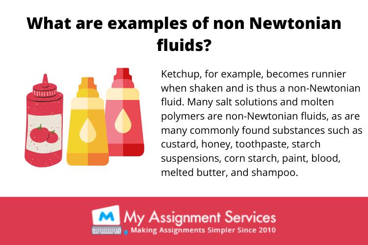 Newtonian Fluids