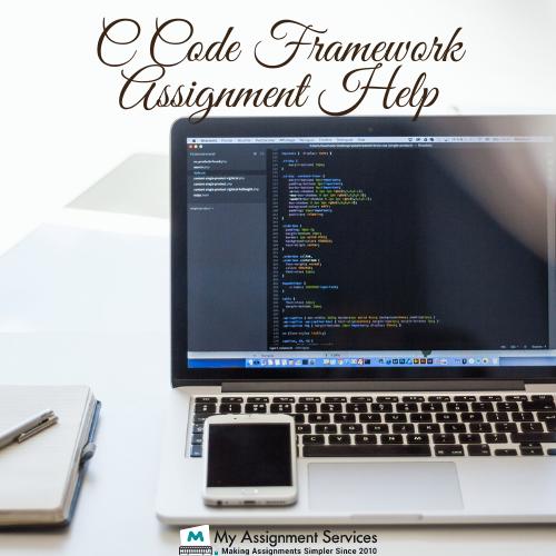 C Code Framework Assignment Help