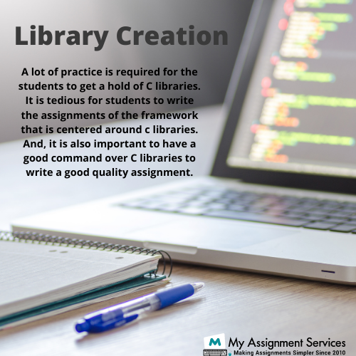 Library Creation
