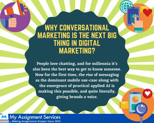 conversational and digital marketing