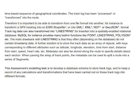 Data Modelling dissertation service
