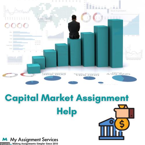 Capital Markets essay help
