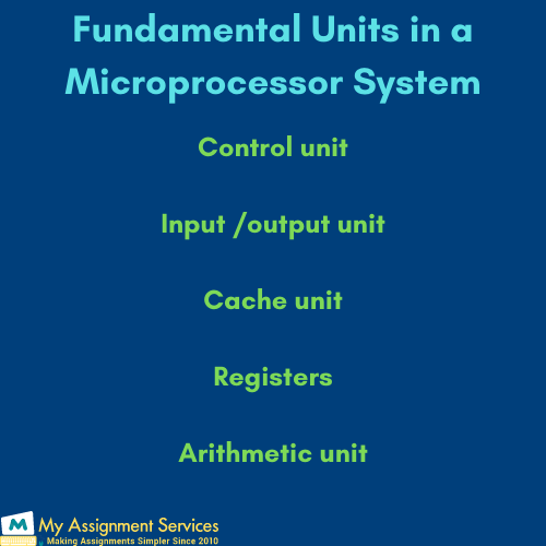 microprocessors system dissertation help