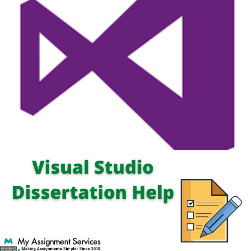 visual studio dissertation help