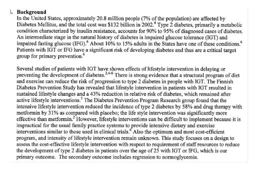 diabetes education and management dissertation help