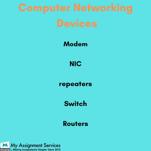 computer networking device