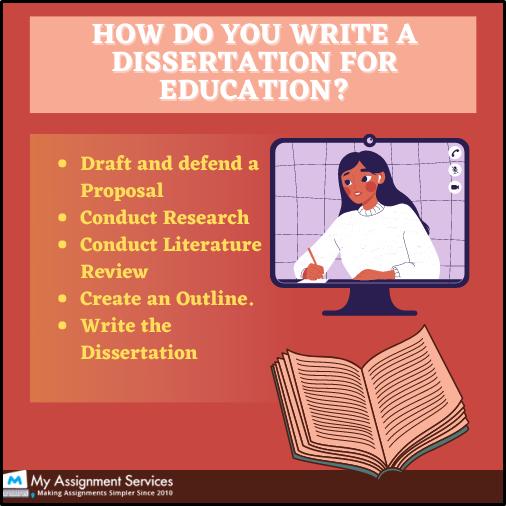 dissertation for education