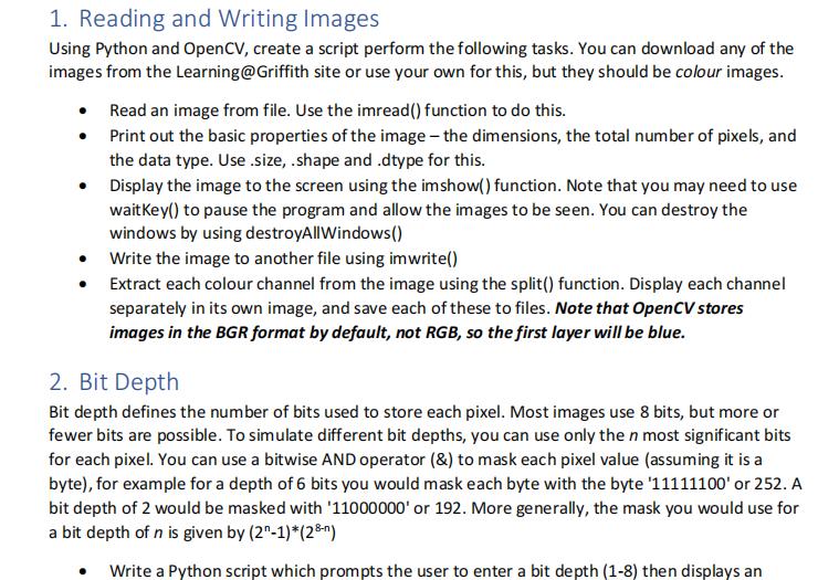 machine vision dissertation sample