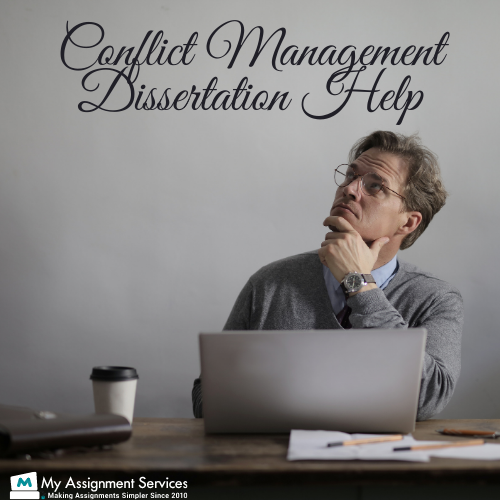 Conflict Management Dissertation Help
