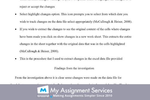 Forensic Accounting Dissertation Sample