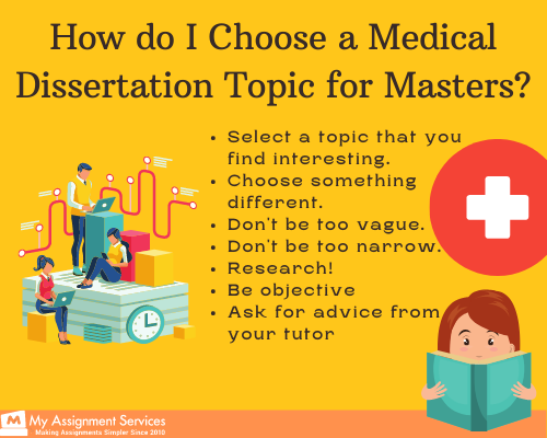 how to choose dissertation topics