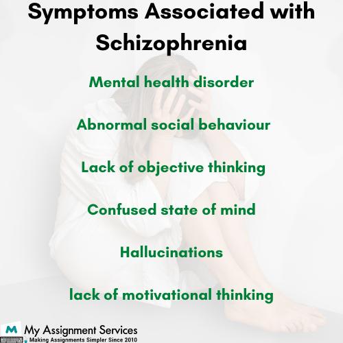 schizophrenia assignment help