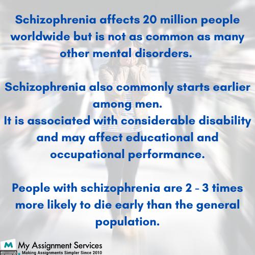 schizophrenia dissertation help