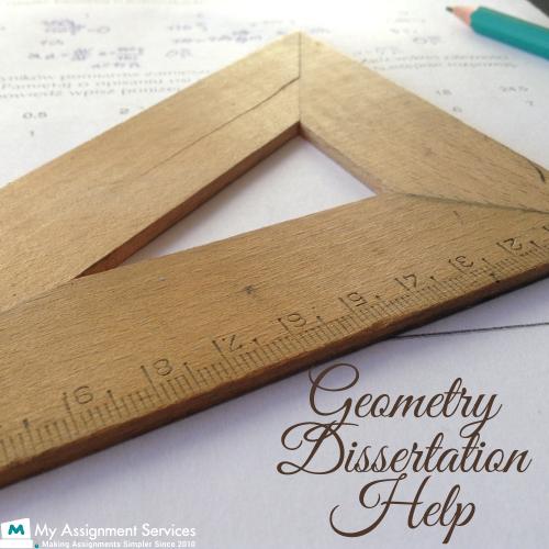 Geometry Dissertation Help