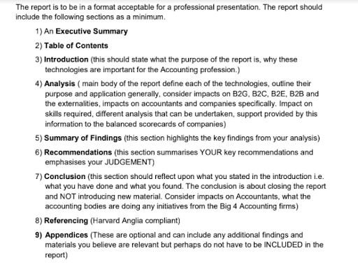 accounting information system assignment sample