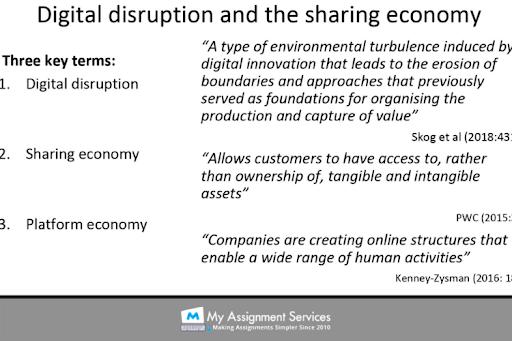 Digital Economy dissertation help