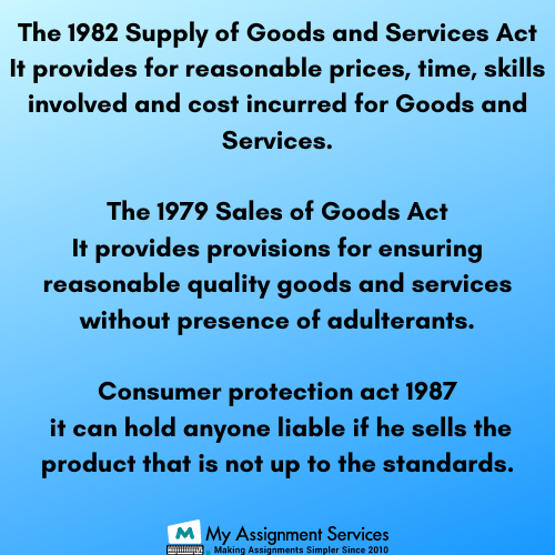 goods and services act
