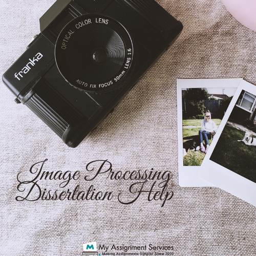 Image Processing Dissertation Help UK